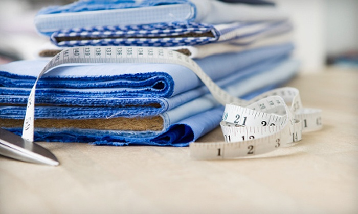 West Seattle Fabric Company's Stitch & Sew Studio - West Seattle: Open-Sewing Sessions or Sewing Classes at West Seattle Fabric Company (Up to 61% Off). Four Options Available.