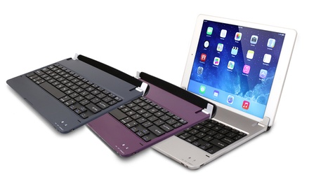 Ultra Thin Bluetooth Keyboard Case for iPad 2/3/4