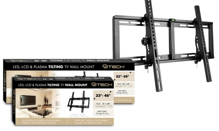 CJ Tech Tilting Wall Mounts for 23