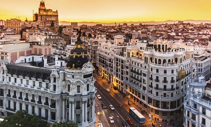 Spain Vacation With Airfare From Gotoday In Madrid Madrid - Spain vacation