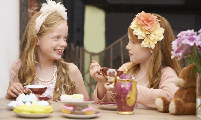 Fairytale Tea Time - Fairytale Tea Time: Party Packages at Fairytale Tea Time (Up to 51% Off). Three Options Available.