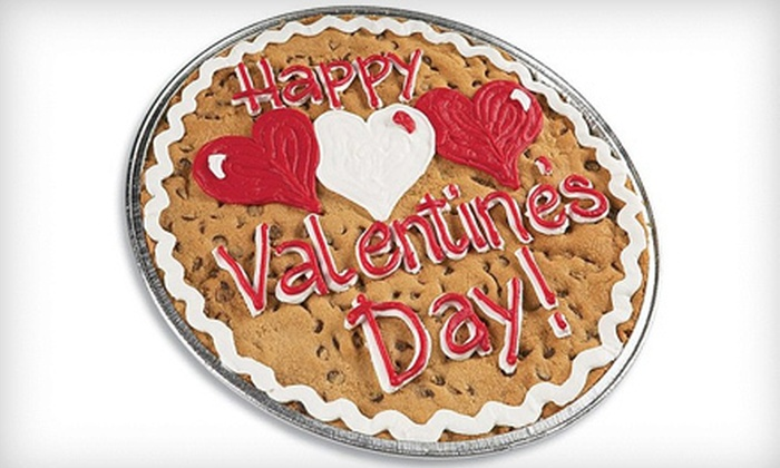 Cookies by Design - Park Estates: One 13-Inch Cookie Cake at Cookies by Design (52% Off)