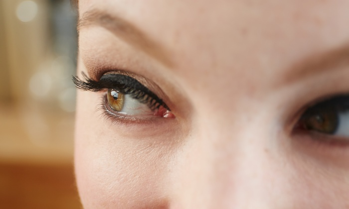 Pretty Face Makeup Studios - Pretty Face Makeup Studios: Up to 53% Off Eyelash Extensions at Pretty Face Makeup Studios
