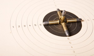 Guns & Leather Shooting Academy: Permit Course w/ Range Pass and Target or Beginner Course at Guns & Leather Shooting Academy (Up to 51% Off)