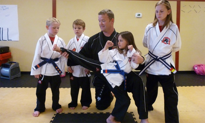 Tiger-Rock Martial Arts of West Knoxville - Knoxville: One or Two Months of Unlimited Martial-Arts Classes at Tiger-Rock Martial Arts of West Knoxville (Up to 76% Off)