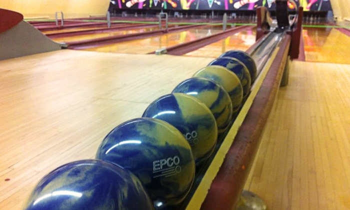Georgian Lanes - Parry Sound: One or Two Hours of Bowling for Six Including Shoe Rental at Georgian Lanes (Up to 53% Off)