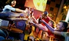 Nyack Pour House Restaurant and Bar - Nyack: On-Site or To-Go Ultimate NFL Fantasy Draft Party Package at Nyack Pour House Restaurant and Bar (Up to 44% Off)