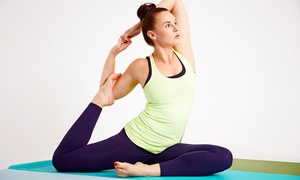 Yoga Factory and Fitness: $39 for One Month of Unlimited Yoga at Yoga Factory and Fitness ($189 Value)