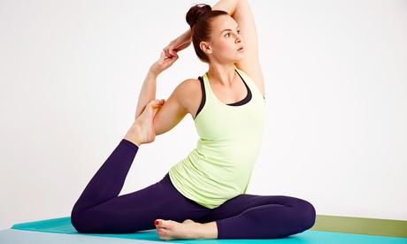 3er- oder 5er-Karte für Yoga-Kurs bei Laurenzio Surya Yoga (bis zu 56% sparen*)