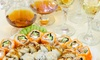 No. 1 Sushi - Multiple Locations: All You Can Eat Sushi Buffet with Soft Drinks for Two or Four at No. 1 Sushi (26%  Off)
