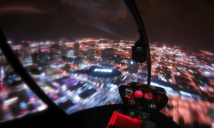 River's Edge Aviation - Kansas City: Up to 44% Off KC Helicopter Tour at River's Edge Aviation