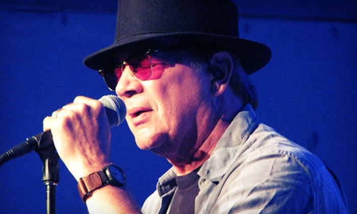 Mitch Ryder and Rare Earth - Macomb Music Theatre: Mitch Ryder and Rare Earth Concert for Two at Macomb Music Theatre on Saturday, May 18, at 8 p.m. (Half Off)