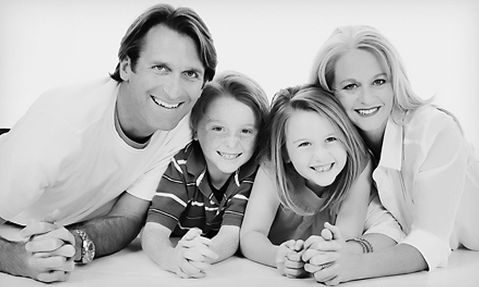 Studio One to One Photography - Multiple Locations: $19 for a 30-Minute In-Studio Portrait Session with Prints at Studio One to One Photography ($259.65 Value)