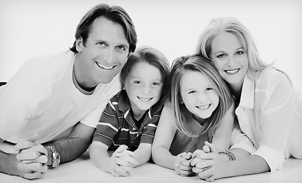 $19 for a 30-Minute In-Studio Portrait Session with Prints at Studio One to One Photography ($259.65 Value)