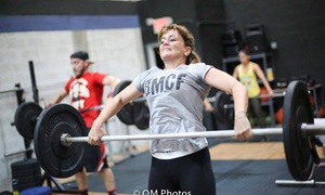 Black Magic CrossFit: Up to 67% Off 1 and 3 months crossfit at Black Magic CrossFit