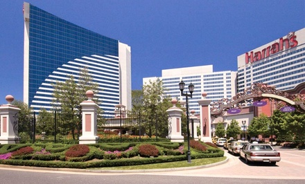Groupon Deal: 2-Night Stay with Beverage Credit at Harrah's Resort Atlantic City in New Jersey