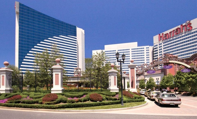 4-Star Atlantic City Casino Hotel with Dining Credit