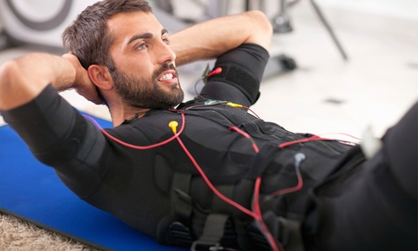 25 Min. EMS-Entspannungseinheit mit 20 Min. Vor.- und Nachbereitung bei 25MINUTES München