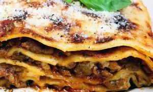 La lombarda: Two-Course Italian Meal for Two at La Lombarda (50% Off)