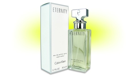 Calvin Klein Eternity Eau de Parfum for Women; 1.7 Fl. Oz.