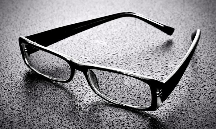 Brilliant Vision - Rego Park: $35 for Eye Exam and $200 Toward Prescription Frames at Brilliant Vision ($250 Value)