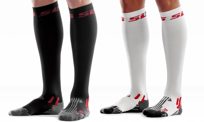 SLS3 Men's and Women's Compression Socks: SLS3 Men's and Women's Compression Socks. Multiple Styles Available. Free Shipping.