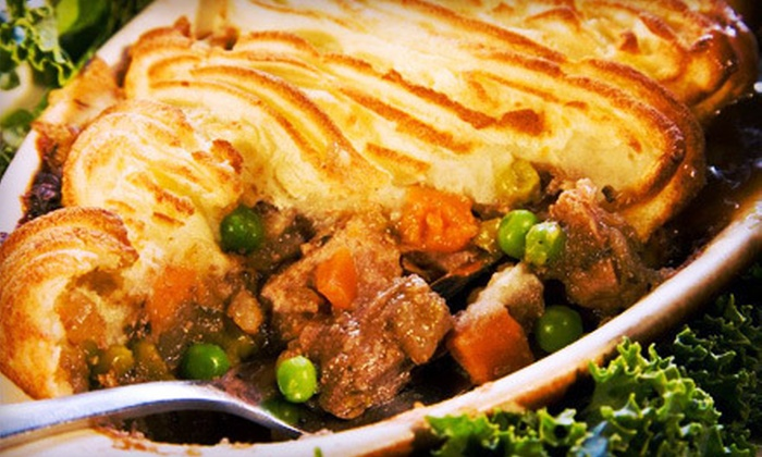 Squire's Pub - Southern Pines: British Pub Fare for Dinner or Lunch at Squire's Pub in Southern Pines (Up to 53% Off)