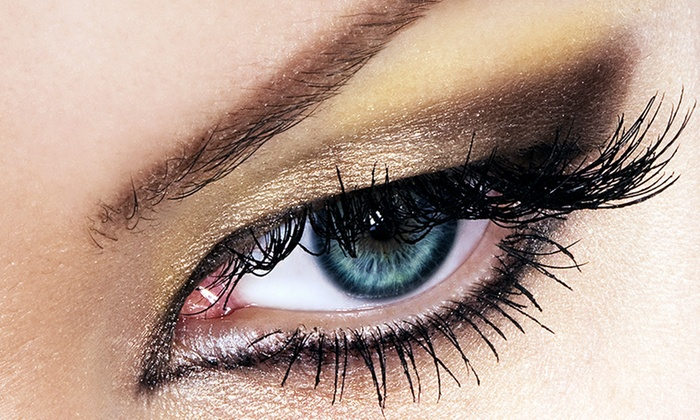 Saratoga Esthetics  - Saratoga Esthetics: Full Set of Eyelash Extensions at Saratoga Esthetics (55% Off)
