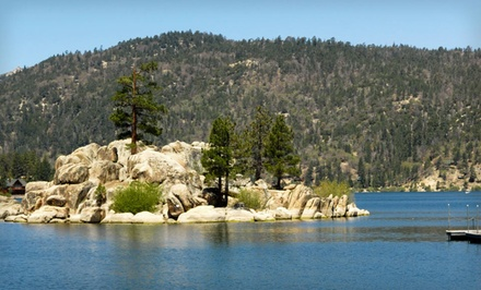 Los Angeles: Two-Night Stay with a Cheese Sampler at Wolf Creek Resort in Big Bear Lake, CA