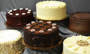 SugarBakers Cakes: $25} for a 10-Inch Specialty Cake at SugarBakers Cakes ($40 Value)