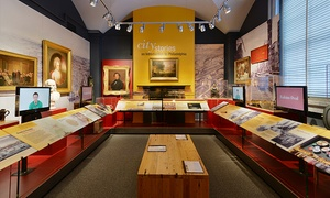 Philadelphia History Museum Visit For Two Or Four Adults (up To 38% Off)