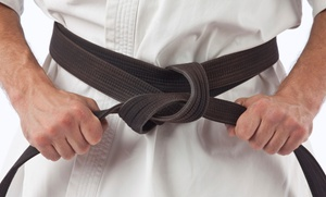Personal Best Karate: One or Three Months of Karate Classes with Uniform at Personal Best Karate (Up to 75% Off)