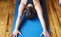 $12 for 12-Month Unlimited Online-Class Membership from The Yoga Collective ($130 Value)