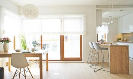 Wykonanie projektu wnętrza przez studio Monika Kowalczyk Home Design: 99 zł za groupon zniżkowy wart 1000 zł i więcej