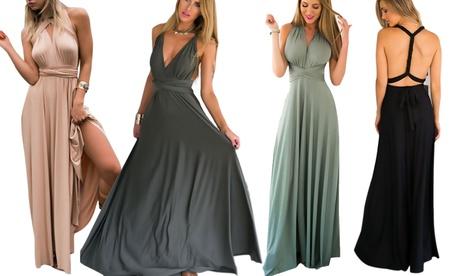 Vestido de ocasión para mujer