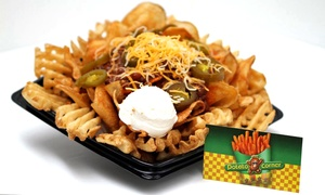 Potato Corner : Flavored French Fries at Potato Corner (Up to 40% Off). Two Options Available.