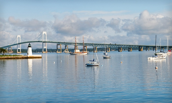 null - Providence: Stay for Two at the Inns of Newport in Newport, RI, with Dates through June