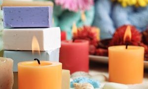 Sexson's Jewelry In Candles: $14 for $25 Worth of Home Accessories — Sexson's Jewelry In Candles