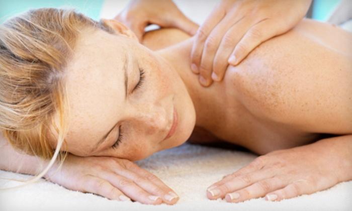 Holistic Health Gurus - North Park: $50 Worth of Massage and Holistic Services