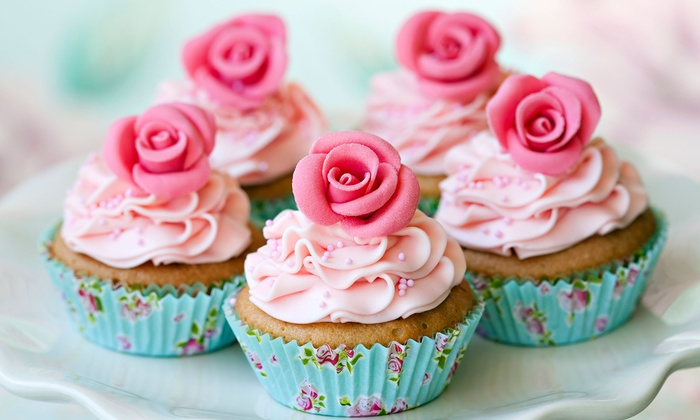 Sugartiers - Markham: Two-Hour Cake-Decorating or Cupcake-Making Class at Sugartiers (Up to 75% Off)