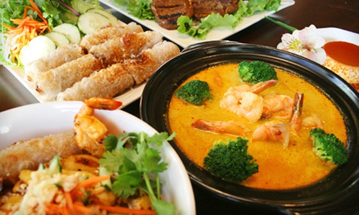 Saigon Landing Restaurant - Southwest Arapahoe: $10 for $20 Worth of Vietnamese Cuisine and Drinks at Saigon Landing Restaurant in Greenwood Village