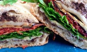 ROCKITCHEN: Menu con panino e birra media per 2 o 4 persone da Rockitchen (sconto fino a 69%)