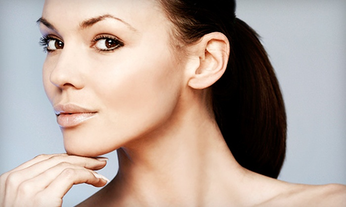 Lux LLC - Brighton: One or Three 60-Minute Microdermabrasions and LED Light Treatments at Lux LLC (Up to 55% Off)