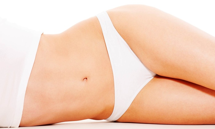 Go Bare! - Multiple Locations: One Brazilian Wax or Two Bikini Waxes at Go Bare! (Up to 56% Off)