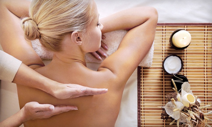 Milestone Massage & Spa - Murfreesboro: 60-Minute Therapeutic Massage or Mud-Scrub Back Massage at Milestone Massage & Spa (Up to 56% Off)