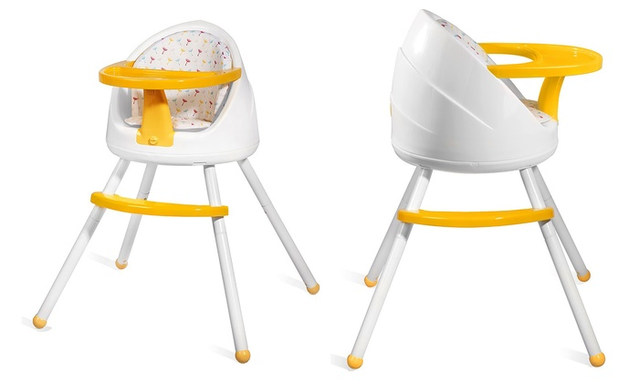 Chaise haute 3 en 1 groupon shopping for Chaise kinderkraft