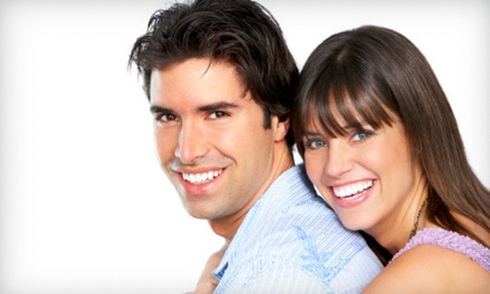 An Elegant Smile Dentistry - Multiple Locations: $25 for a Dental Package with Checkup, Exam, X-rays, and Teeth Whitening at An Elegant Smile Dentistry ($527 Value)