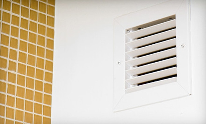 Amsel Cleaning - Baltimore: Air-Duct Cleaning and Furnace Inspection with Optional Dryer-Vent Cleaning from Amsel Cleaning (Up to 80% Off)