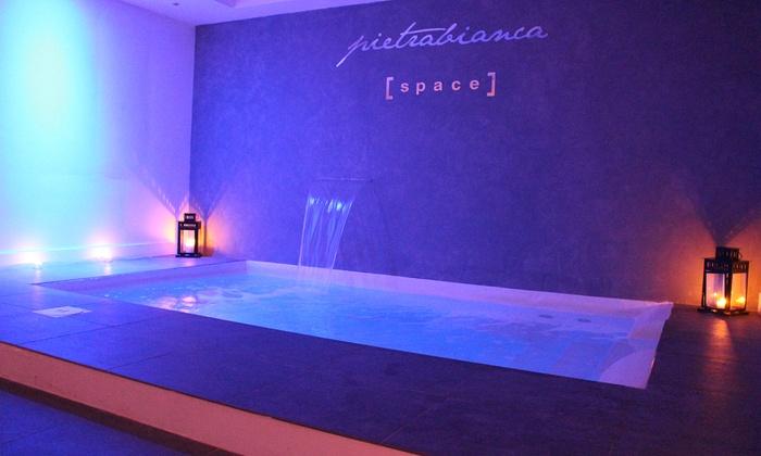 Pietrabianca Resort: Spa di coppia con massaggio, trattamento viso e pranzo o cena a lume di candela (sconto fino a 72%)