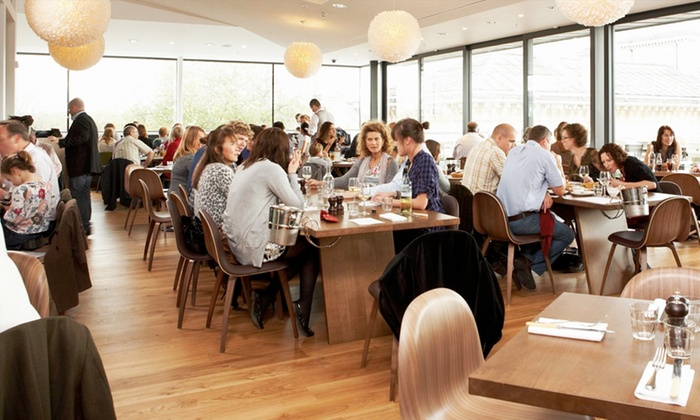 Ashmolean Rooftop Restaurant - Oxford, Oxfordshire 43% Off | Groupon